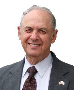 Rev. James Allen