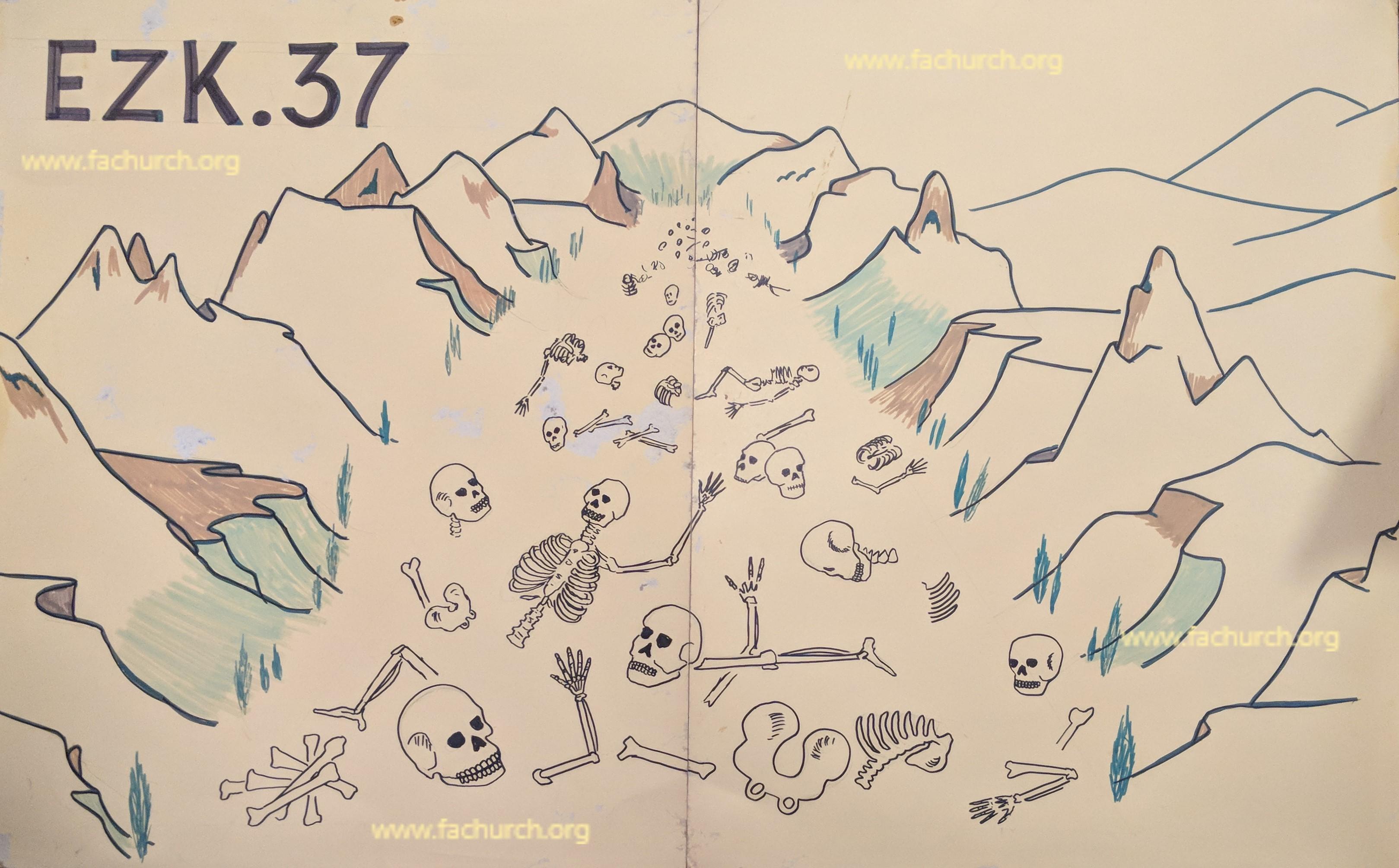 Ezekial 37 Chart